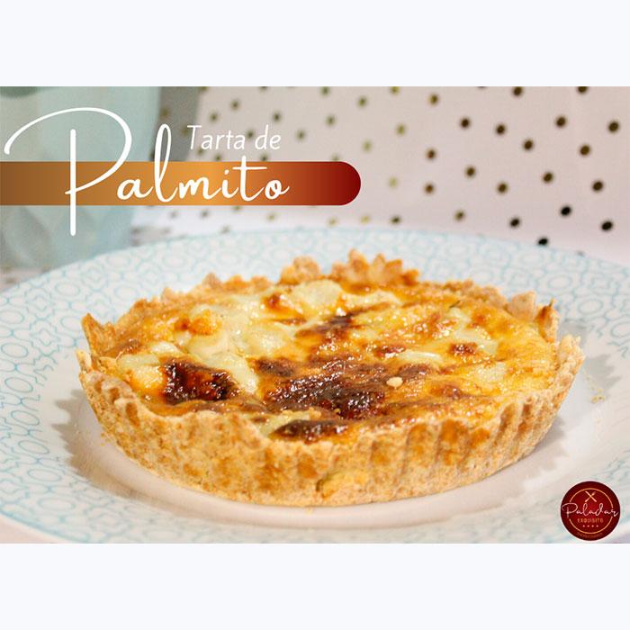 Tarta de Palmito.