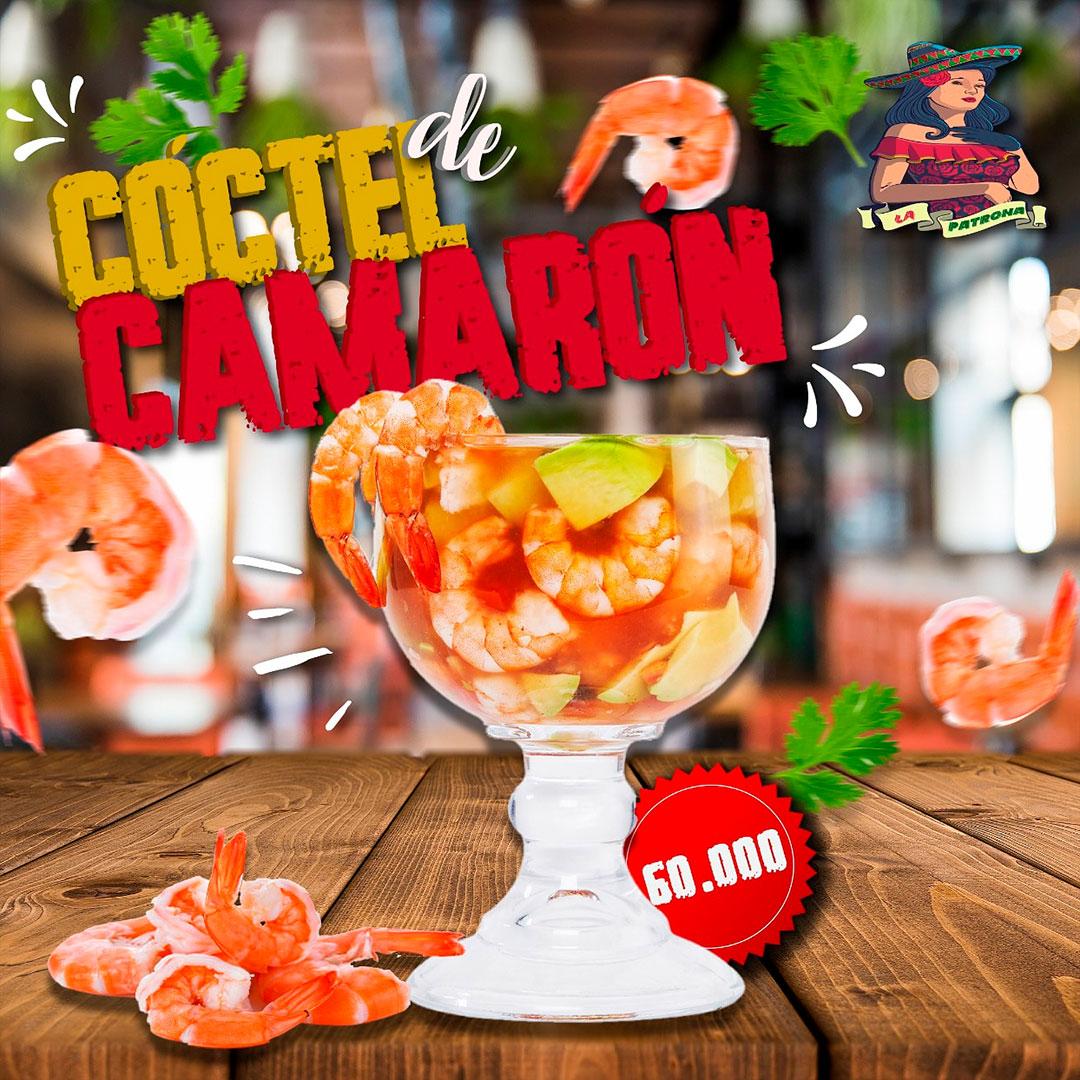 Coctel de Camarones