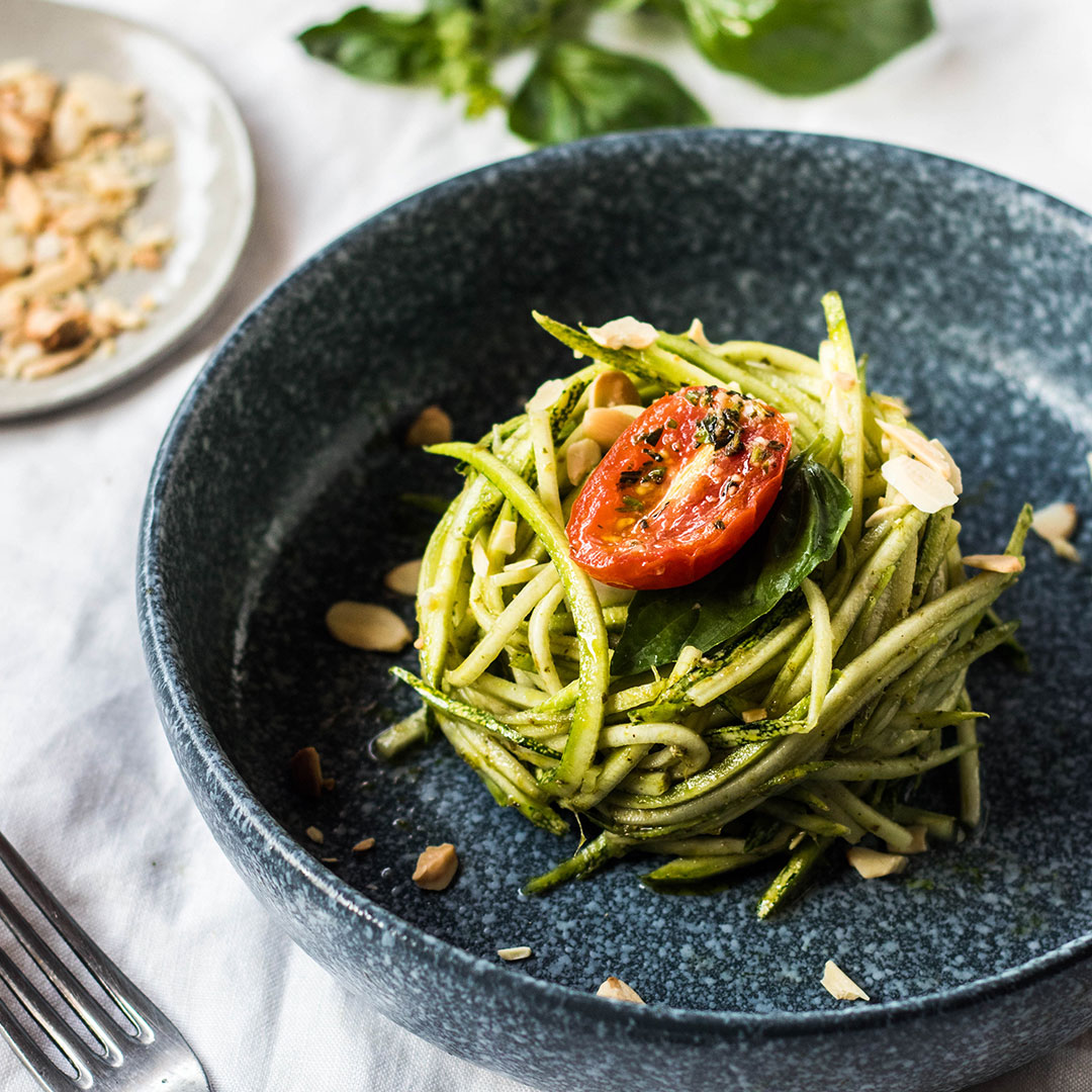 Fideo de Zucchini