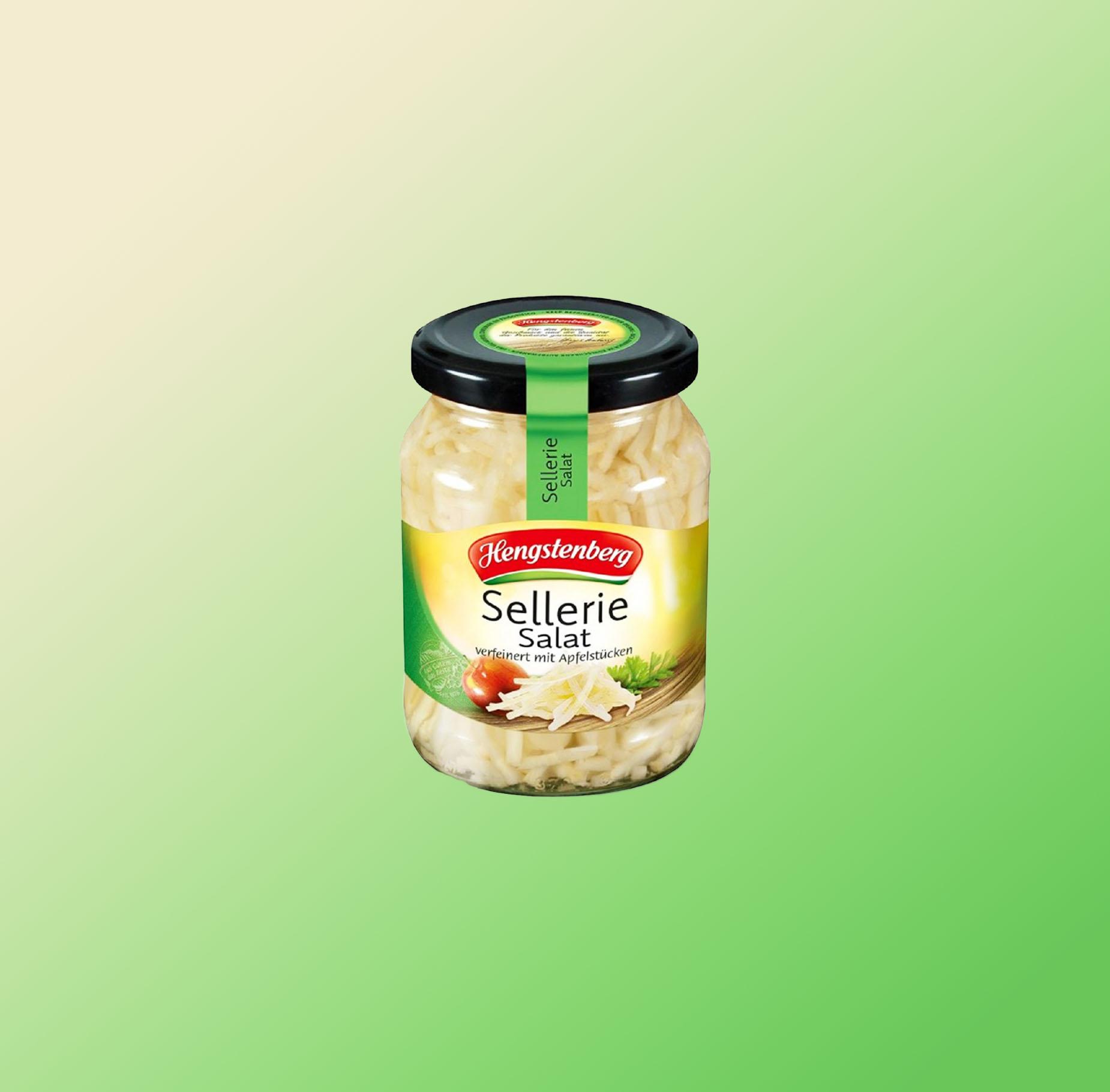Sellerie Salat (Ensalada aromática de Apio)