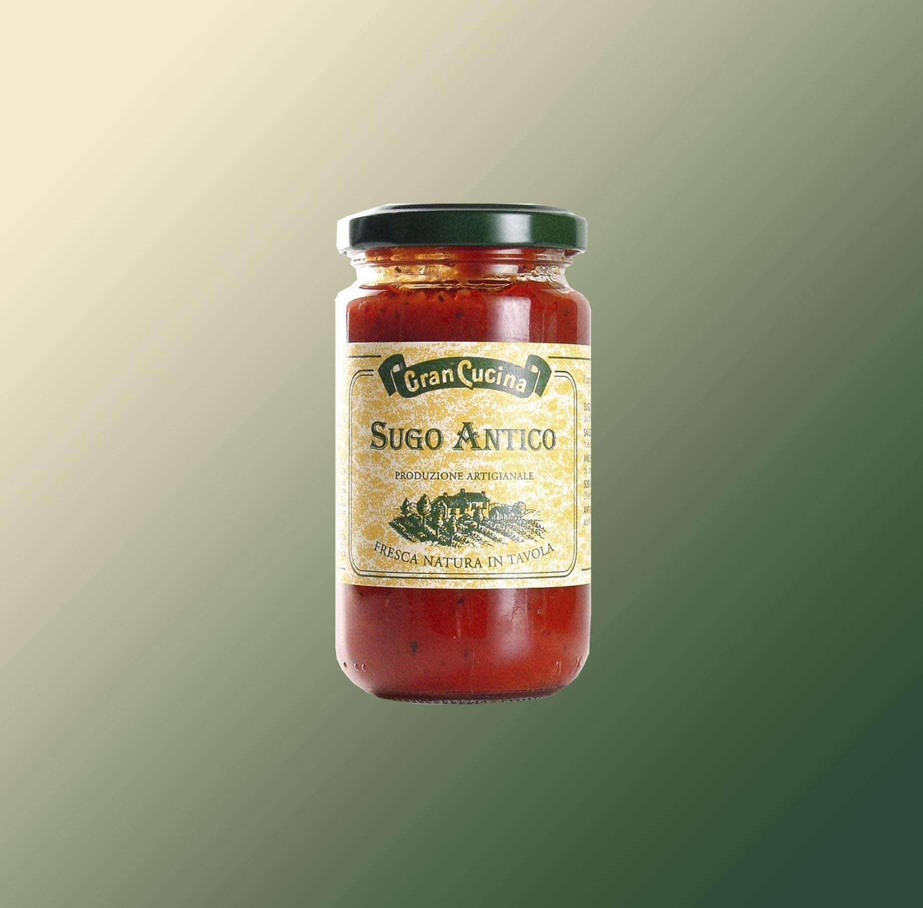 Sugo Antico (Salsa de albahaca a la antigua)