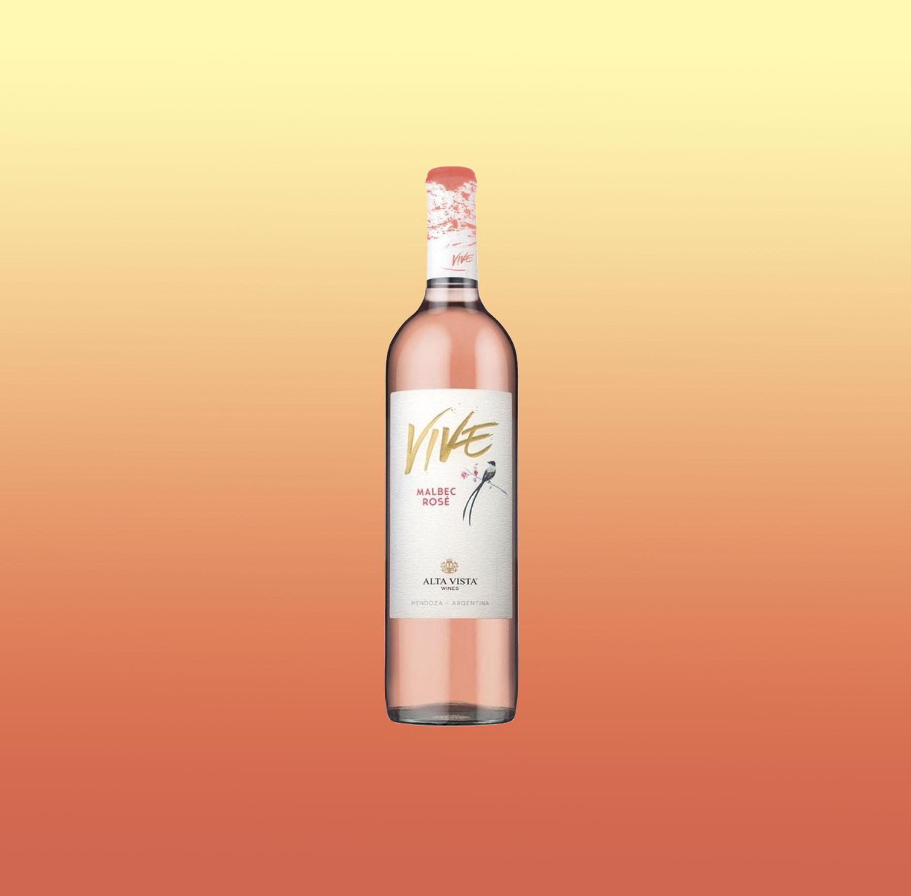 Alta Vista Vive Malbec Rosé