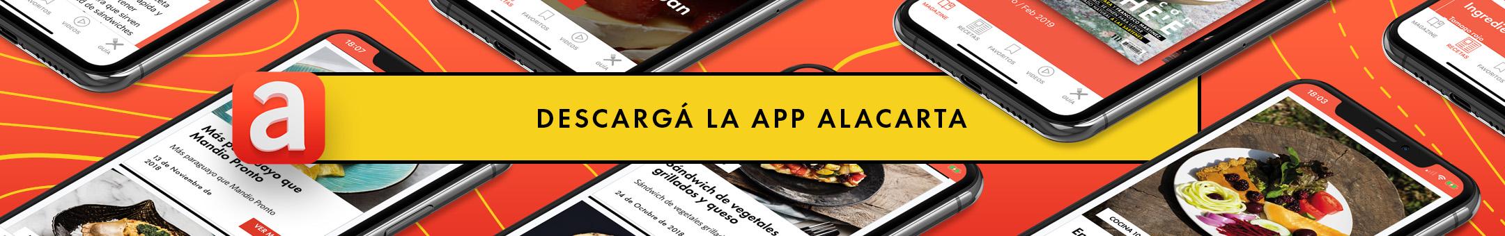 Descarga la App (Julio 2020)
