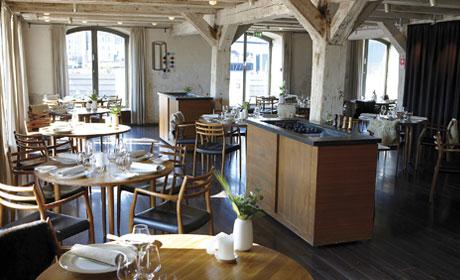 La nueva cocina nórdica René Redzepi