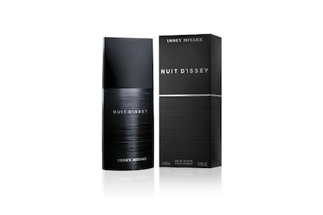 Monalisa presentó Nuit d'Issey, la nueva fragancia masculina de Issey Miyake
