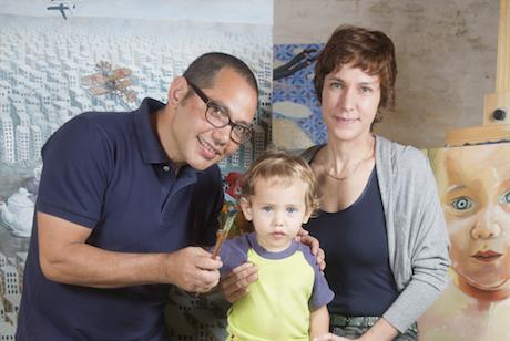 Silvana Nuovo y Ricardo Álvarez: el arte de la combinación