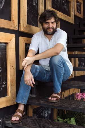 Entrevista a Jorge Bedoya (director de Luna de Cigarras)