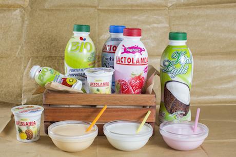 Yogures Lactolanda. Una opción saludable