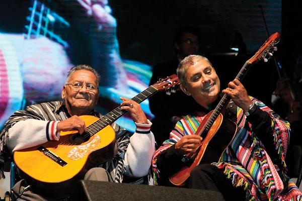 Juan Cancio Barreto: llevando el folklore nacional al mundo