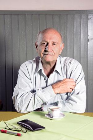 Jacobo Rauskin: lo simple en la cocina y en la vida