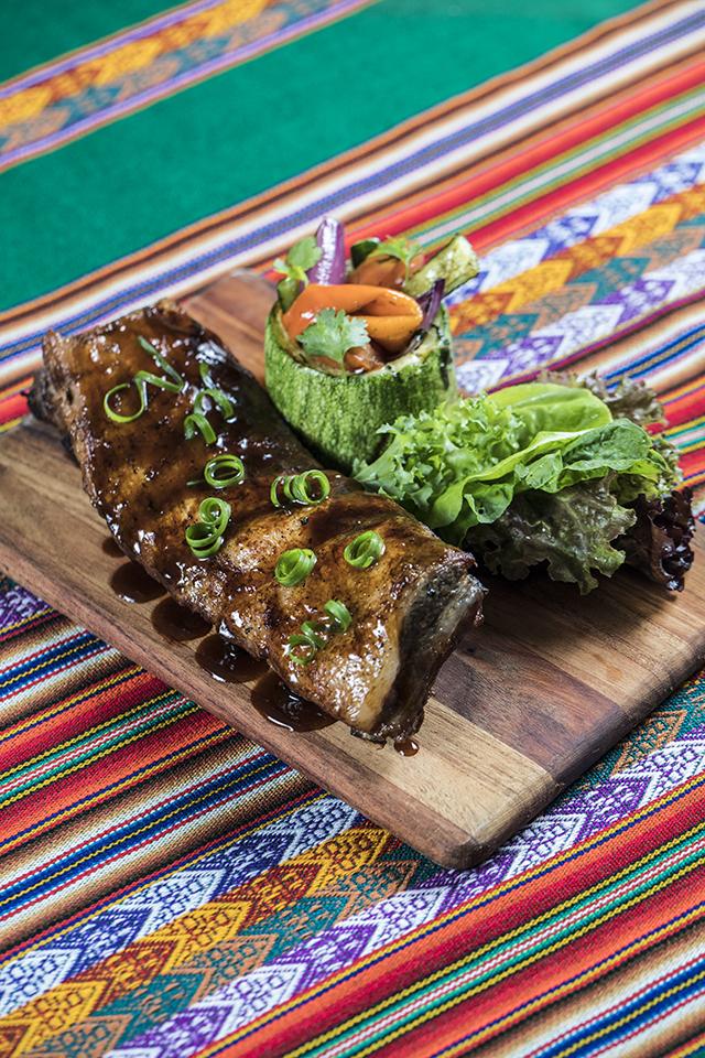 barbacoa peruana